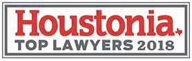 Houstonia Top Lawyers 2018