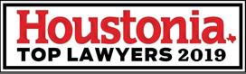 Houstonia Top Lawyers 2019