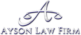 Ayson Law Firm Aggressive Criminal Defense Representation in Houston
